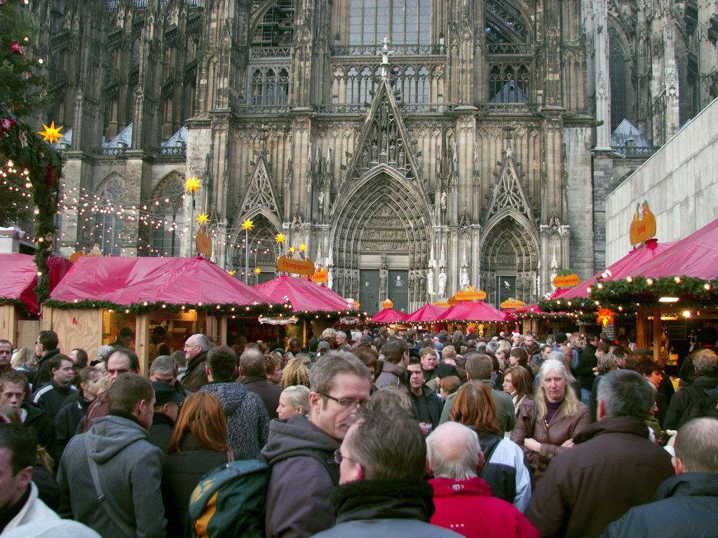 mercatini di Natale Colonia Germania
