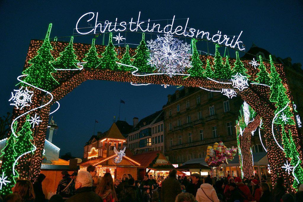 Mercatini di Natale Strasburgo Francia