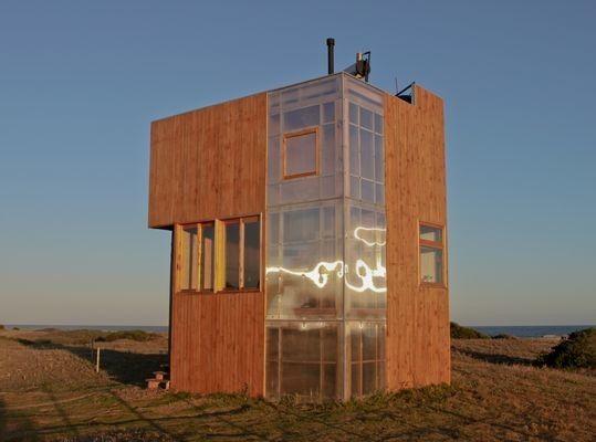 casas ecológicas para este verano