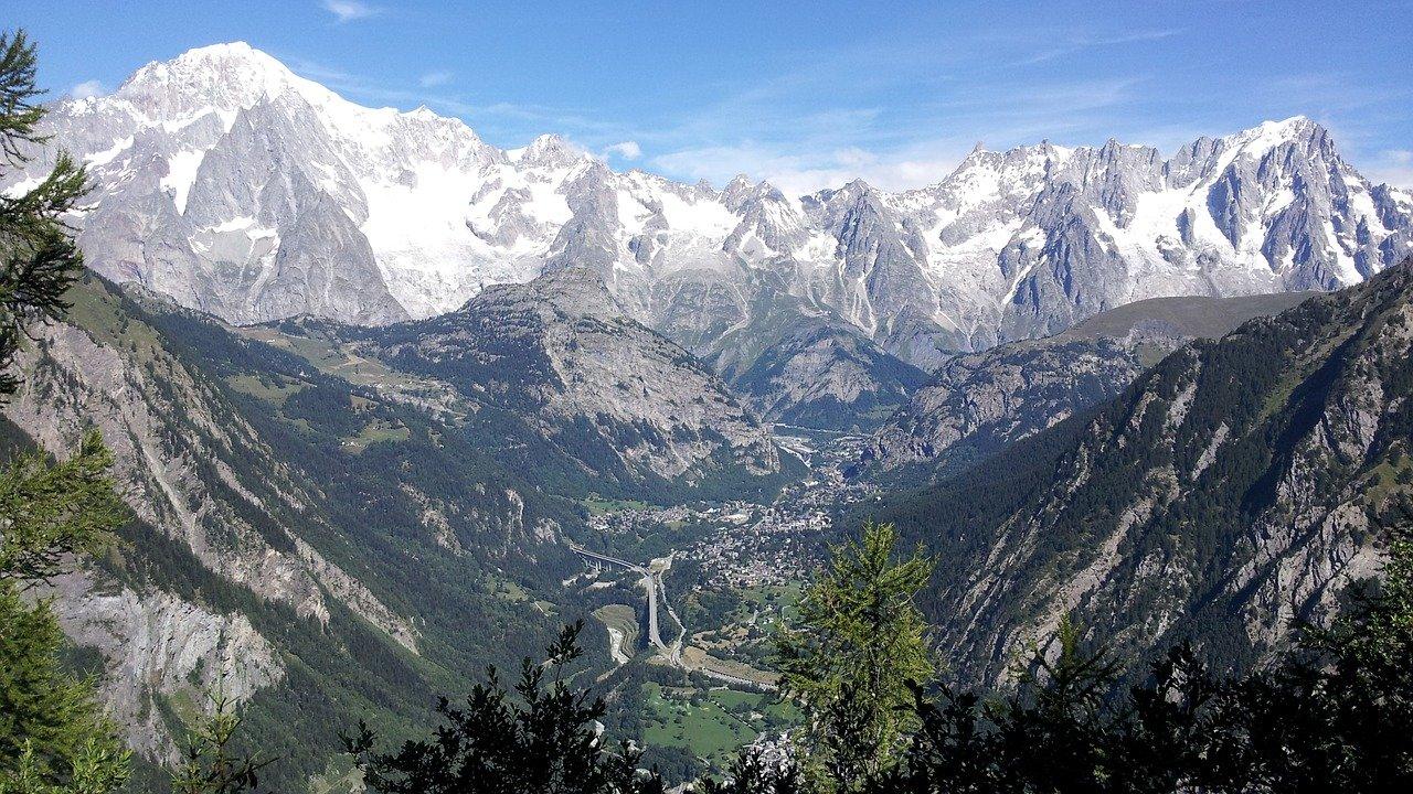 vacanze in montagna courmayeur