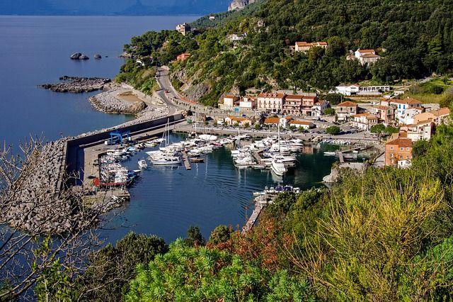 vacanze al mare maratea basilicata italia