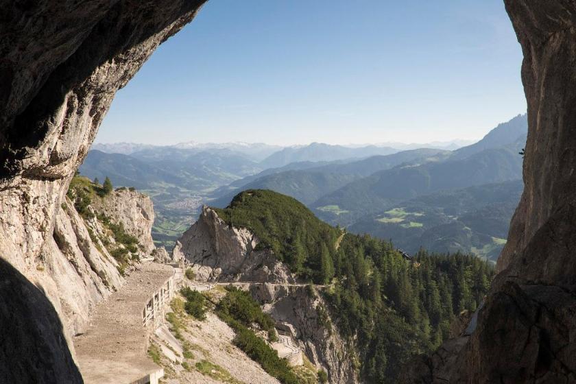 Vacanze in montagna austria massiccio di tennen scambio casa