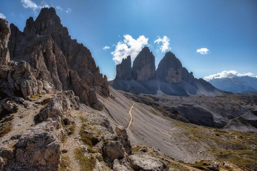 [Alt photos:] vacanze in montagna italia dolomiti scambio casa
